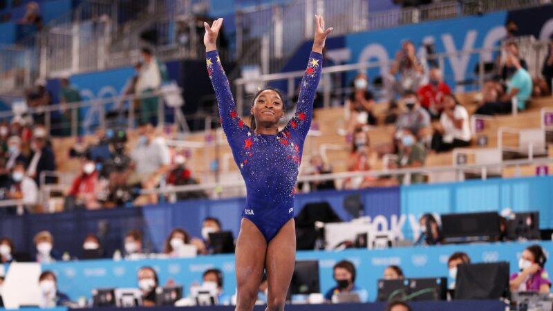 What Simone Biles Did At The Olympics Is Revolutionary