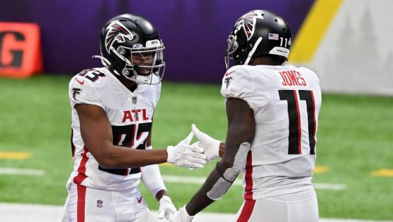 Russell Gage: It was kind of sad when Julio Jones got traded
